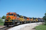BNSF'S Cherokee Sub